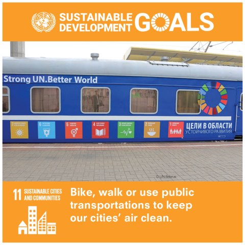 Goal 11 Città e comunità sostenibili